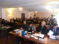 Заседание Исполкома MOП
