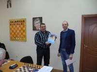 Итоги VII шахматного турнира памяти Пожидаева