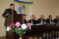 VI отчетно-выборная конференция Криворожского городского совета ФСО «Украина»